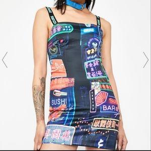 Dolls kill Midnight City xs dress.